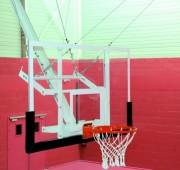 Dispositif de réglage pour panneau de basket - Hauteur des panneaux : de 2m60 à 3m05