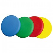 Disque à lancer mousse - Diamètre : 21,2cm