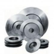Disque de frein avec accouplement - Epaisseur : 12.7 - 25.4 mm