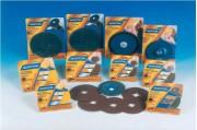 Disque fibre 127 x 12 mm - Dimensions (mm) : 127x12
