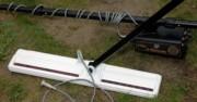 Disque pour détecteur à câble court - Disque 46 x 8 cm