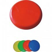 Disque volant d'athlétisme PVC - Diamètre : 21 cm