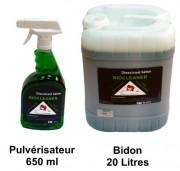 Dissolvant de béton - Biocleaner 100% biodégradable