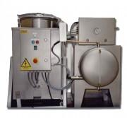 Distillation des solvants - Contenance du distillateur : 50 L