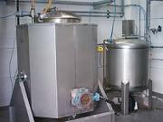 Distillation des solvants pour industrie - Distillation sous vide de 500L avec remplissage