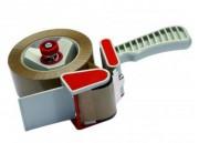 Distributeur adhésif manuel - Pour ruban adhésif de 50 ou 75 mm de large.