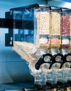 Distributeur alimentaire vrac - colonne distributrice de vrac alimentaire