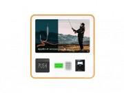 Distributeur automatique d'accessoires de pêche - Produit de dépannage pour la pratique de la pêche