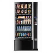 Distributeur automatique de boissons fraîches et confiseries - - Une large gamme de boissons et confiseries à portée de main - Facilité d'utilisation