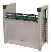 Distributeur automatique de foin pour chevaux - Dimension : 70,5 x 70,5 x 30 cm