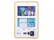 Distributeur automatique de masques et gel - Capacité maximale de 250 produits (masques, gels hydroalcooliques, gants)