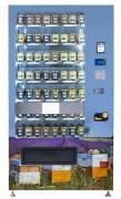 Distributeur automatique de miel - Distributeur automatique réfrigéré avec ascenseur 140 à 350 pots de miel
