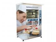 Distributeur automatique de pâtisseries - Distributeur automatique réfrigéré
