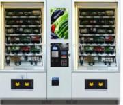 Distributeur automatique fruits et légumes - Distributeur simple ou double