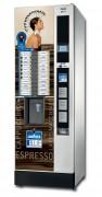 Distributeur automatique Lavazza - Boissons chaudes - Autonomie de 650 gobelets