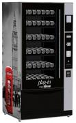 Distributeur automatique de boissons et snacks - 6 niveaux d'expositions