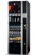 Distributeur automatique snack et boissons - Distributeur automatique de boissons chaudes ou froides et confiseries