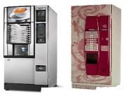 Distributeur boisson chaude entreprise - De 60 à 180 personnes - Café grain et lyophilisé ou soluble