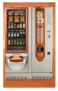 Distributeur boissons assorti - Boisson chaude ou froide, confiserie, snack, café