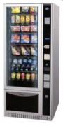 Distributeur confiserie et produits frais - 6 u 10 plateaux