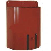 Distributeur d'absorbant mural - Capacité de charge : 11 kg ou 25 litres