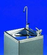 Distributeur d'eau à col de cygne et rince-bouche - 50 litres / h - 250 watt