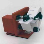 Distributeur d'étiquette industriel - Vitesse de distribution : 3-6 mt/min