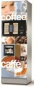 Distributeur de boisson chaude sur mesure - Automatique - De 6 à 20 sélections de boissons
