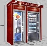Distributeur de boissons - Distributeur