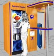 Distributeur de boissons first - Distributeur