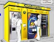 Distributeur de boissons first plus - Distributeur