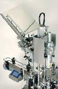 Distributeur de capsules - Monobloc automtique distributeur de capsule, sertisseuse de capsule. réf : CAPSYSTEM