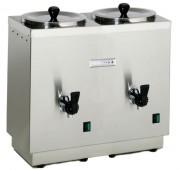 Distributeur de lait 2 cuves - Capacité (L) : 2 x 5