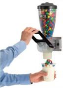Distributeur de produits secs 1 à 2 Litres - Capacité : 1 Litre - 2 Litres