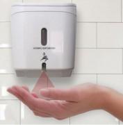 Distributeur de savon automatique infrarouge - Hygiénique et économique
