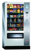 Distributeur de snack et confiserie - Système de caisse de sécurité Anti-vandalisme