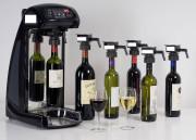 Distributeur de vin au verre pour bouteilles de 75 cl et magnums - Gaz : Argon - Durée : Entre 3 à 5 semaine