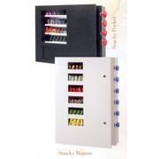 Distributeur mécanique 6 sélections - Distributeurs mécaniques pour produits conditionnés (Réf. : Snacky Mignon)