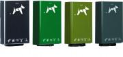 Distributeur sacs propreté canine - Dimensions (L x l x H) mm : 200 x 200 x 1502