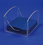 Distributeur serviette en papier - Capacité : 12 cm - Vendu par lot de 5 pièces