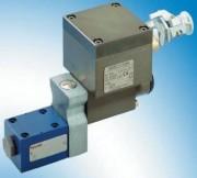 Distributeurs à clapet débit 12 litres par min - Type M-.SE…XD