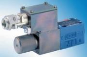 Distributeurs à clapet débit 25 litres par min - Type M-.SED…XE