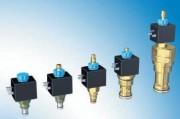 Distributeurs à clapet, pilotés, à commande par électroaimant - Distributeurs Type VEI