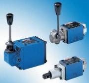 Distributeurs à tiroir, à action directe, à commande mécanique ou manuelle - Distributeurs Types WMM, WMR, WMRA, WMU et WMD