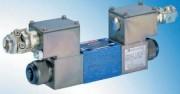 Distributeurs à tiroir à action directe calibre 6 - Type .WE…E..XE