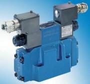 Distributeurs à tiroir à commande électrohydraulique - Type H-4WEH ...XE