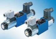 Distributeurs à tiroir commande par électroaimant à courant continu - Distributeurs Type WE