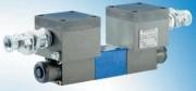 Distributeurs à tiroir débit maximal de 60 l par min - Type .WE…B..XD