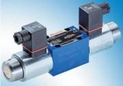 Distributeurs à tiroir débit maximal de 80 l par min - Type .WE…E..XN