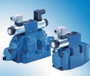 Distributeurs à tiroir pilotés - Distributeur Type H-4WEH